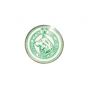 Klubbmärke pin
