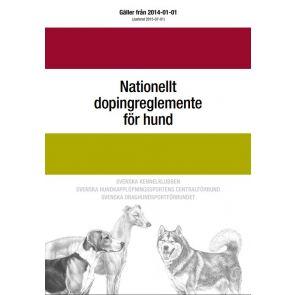 Nationellt dopingreglemente